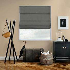 image-Room Darkening Roman Blind Ebern Designs Size: 120 cm W x 120 cm L, Colour: Marble