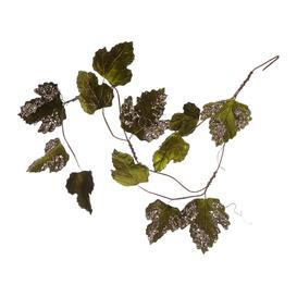 image-A by AMARA Christmas - Velvet Leaf Garland