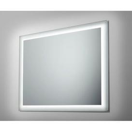 image-Seraphina Bathroom Mirror Wade Logan Size: 40cm H x 40cm W x 3cm D