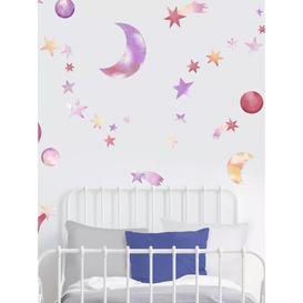 image-little home at John Lewis Constellation Wall Stickers, Multi