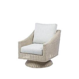 image-Desser Dijon Natural & Corsica Conservatory Swivel Chair