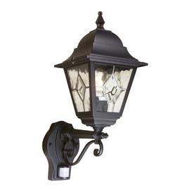 image-Verdigris 1 Light Outdoor Wall lantern Sol 72 Outdoor PIR Sensor: Yes