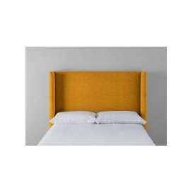 image-Suzie 4'6 Double Headboard in Medallion Gold""