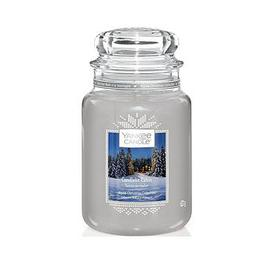 image-Yankee Candle Classic Large Jar Candle &Ndash The Alpine Christmas Collection, Candlelit Cabin