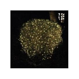image-50, 100, 200, 300, 400, 500, 600 Fit & Forget Battery Operated Warm White Multi Function String Lights [50]