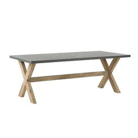 image-Laeff Wooden Dining Table Sol 72 Outdoor