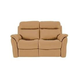 image-Relax Station Revive 2 Seater Leather Manual Recliner Sofa- World of Leather