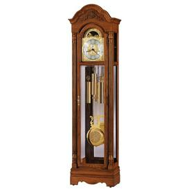 image-Gavin 209.55cm Grandfather Clock Howard Miller