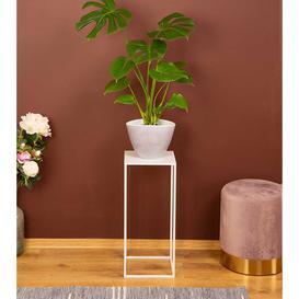 image-Crisanto Square Pedestal Plant Stand