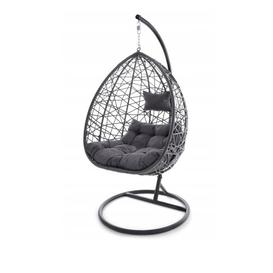 image-Mckayla Swing Chair with Stand Freeport Park