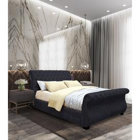 image-Coury Upholstered Bed Frame
