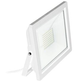 image-Minchinhampton LED Outdoor Armed Sconce Sol 72 Outdoor Fixture Finish: White