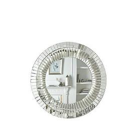 image-Macy Round Wall Mirror