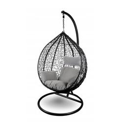 image-Krista Swing Chair with Stand Freeport Park