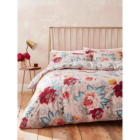 image-Accessorize Isla Floral Duvet Cover Set