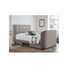 image-MW Kaydian Design Walkworth TV Bed,Durban Grey