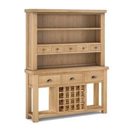 image-Abigayle Standard Welsh Dresser Union Rustic