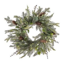 image-Barclay Pinecone Wreath, Large