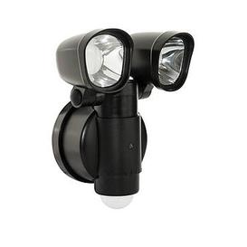 image-Luceco Solar Twin Security Light 400Lm 4W 5000K