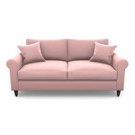 image-Apuldram 3 Seater Sofa in Clever Matt Velvet- Blush