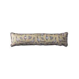 image-Pheasant Draught Excluder in Ochre