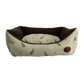 image-Benson Bolster Cushion in Green Archie & Oscar Size: 90cm W x 77cm D x 33cm H