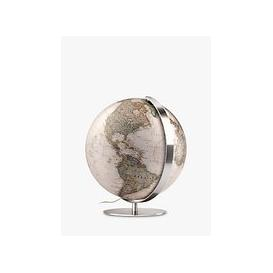 image-National Geographic Antique Earth Illuminated Globe, 37cm, Brown/Multi