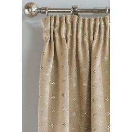image-Star Thermal Pencil Pleat Blockout Curtains