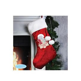 image-Personalised Me To You Christmas Stocking