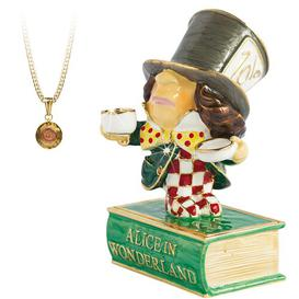 image-Deephaven Mad Hatter Decorative Box Happy Larry