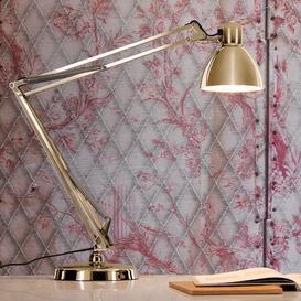 image-Naska LED Table lamp - / 1933 reissue by Fontana Arte Gold