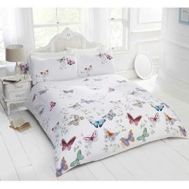 image-Butterflies 132Duvet Cover Set Lily Manor