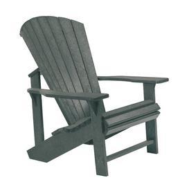 image-Lomba Lounge Chair Dakota Fields Frame Finish: Slate Grey
