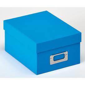 image-Fun Photo Album Symple Stuff Colour: Light blue