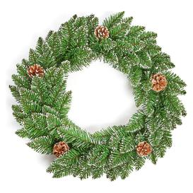 image-The Tree Company 50cm Rocky Mountain Christmas Wreath