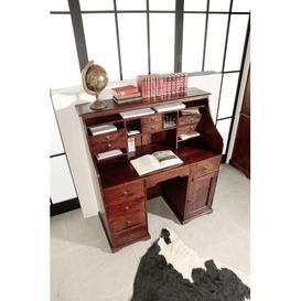 image-Oxford Secretary Desk Massivmoebel24