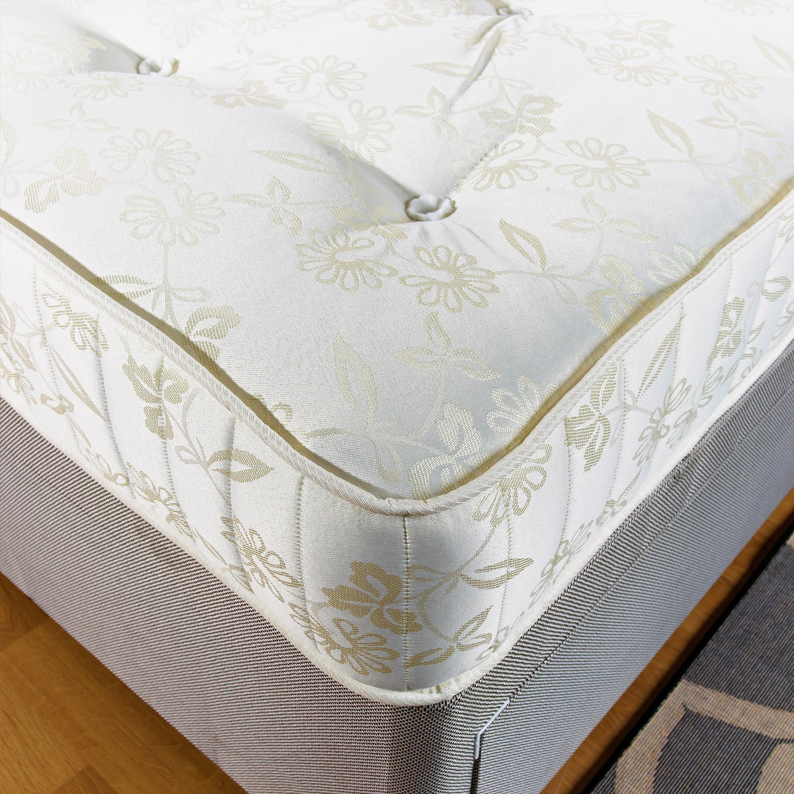image-Hf4you Crystal Open Coil Orthopaedic Mattress