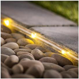 image-Habitat 110 Warm White Copper Wire Tube LED Solar Light