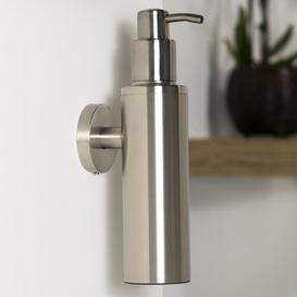 image-Fortenberry Soap Dispenser Symple Stuff Finish: Silver
