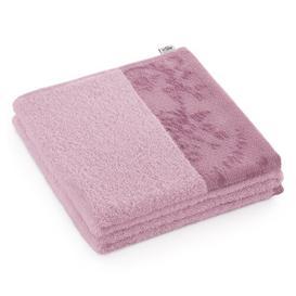 image-Jovan Bath Towel Single Piece Marlow Home Co. Colour: Pink