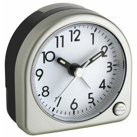 image-Alarm Clock Symple Stuff Colour: Silver