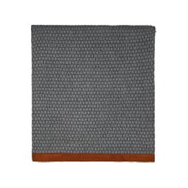 image-Bedeck Of Belfast Alani Quilted Throw, Copper