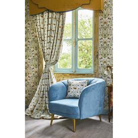 image-Watering Can Harvest Eyelet Room Darkening Curtains