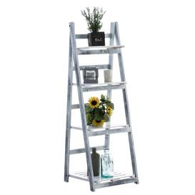 image-Twickenham Plant Stand Brambly Cottage Colour: Grey