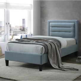 image-Ashleigh Upholstered Bed Frame Hykkon