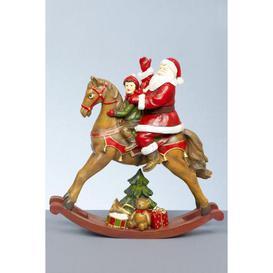 image-Premier Santa Rocking Horse