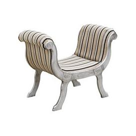 image-Cleopatra Occasional Lounge Chaise Chair With Wooden Legs