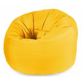 image-Bean Bag Chair Ebern Designs Upholstery Colour: Yellow