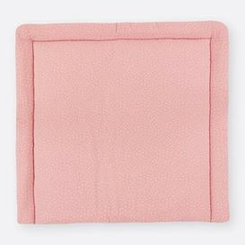 image-Punkte Changing Mat KraftKids Size: 70 x 60cm, Colour: Pink