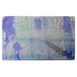 image-Amina Quick Dry Bath Towel Single Piece Beachcrest Home Colour: Grey